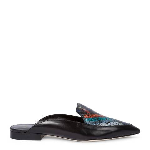 PAUL SMITH Dark Navy Celesta Leather Shoe