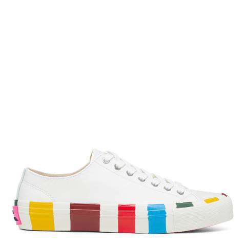 PAUL SMITH Off White Nolan Leather Sneaker