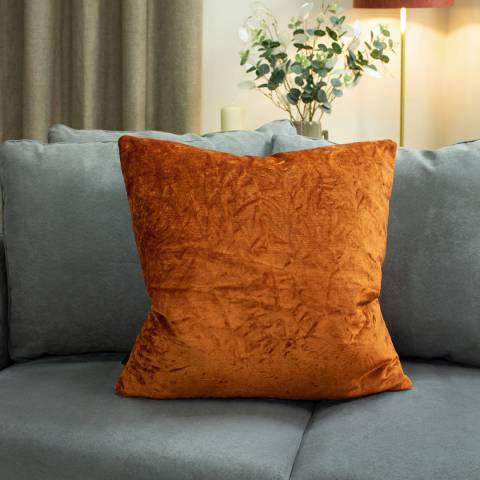 Ashley Wilde Kassaro Cushion 50x50cm Henna