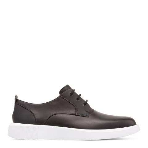 Camper Black Bill Formal Shoes