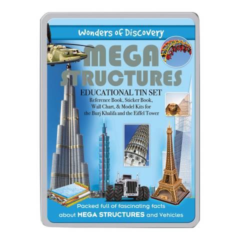 Wonders of Learning Megastructures Large Tin Set