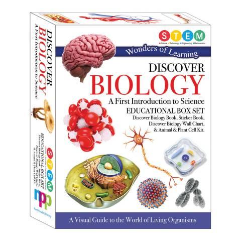 Wonders of Learning Biology Box Set