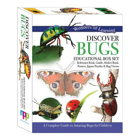 Wonders of Learning Bugs Box Set
