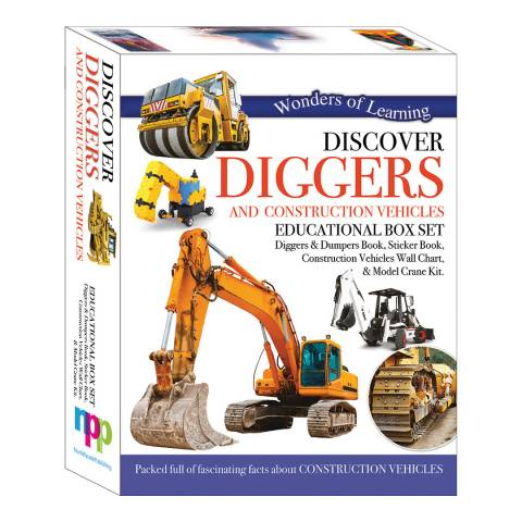 Wonders of Learning Diggers Box Set