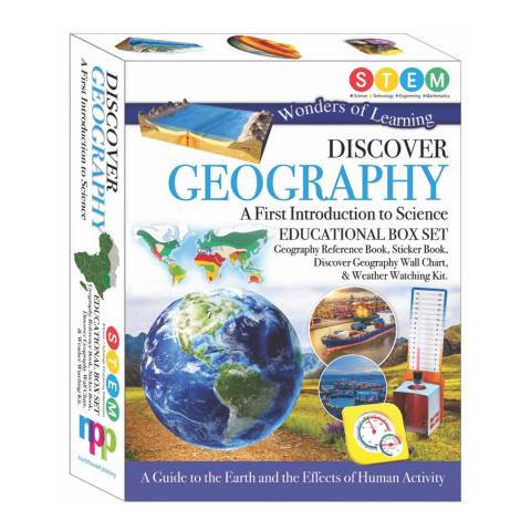 Wonders of Learning Geography Box Set
