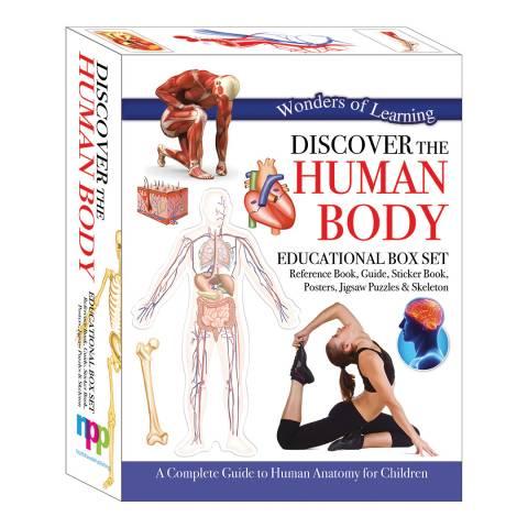 Wonders of Learning Human Body Box Set