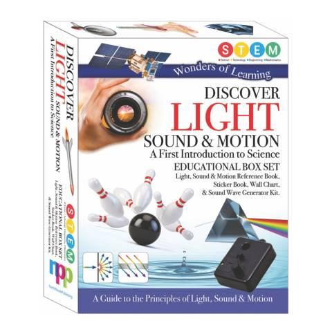 Wonders of Learning Light, Sound, Motion Box Set