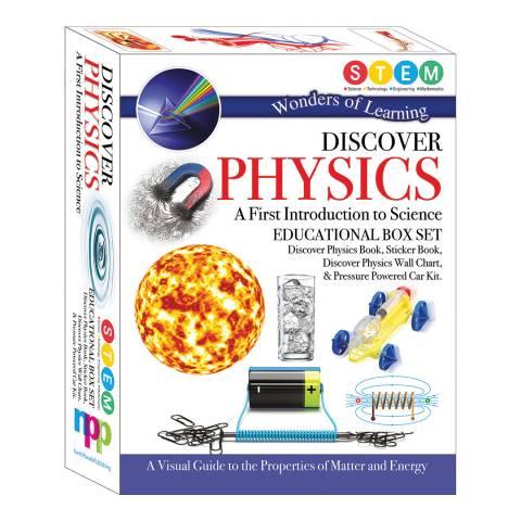 Wonders of Learning Physics Box Set