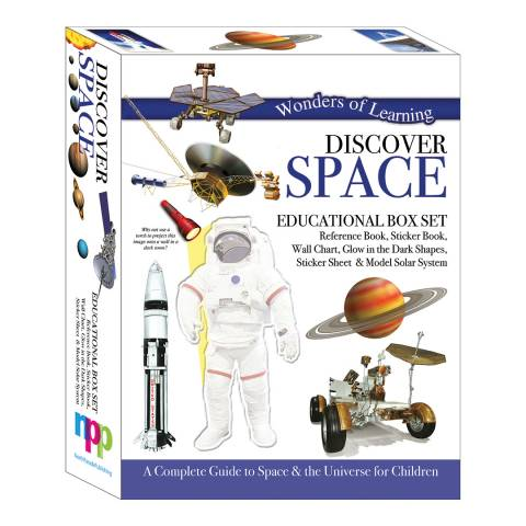 Wonders of Learning Space Box Set