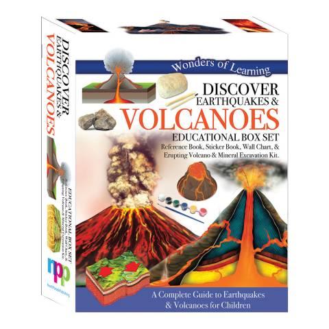 Wonders of Learning Volcanoes Box Set