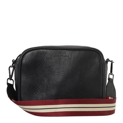 Great Plains Black Detachable Handle Bag
