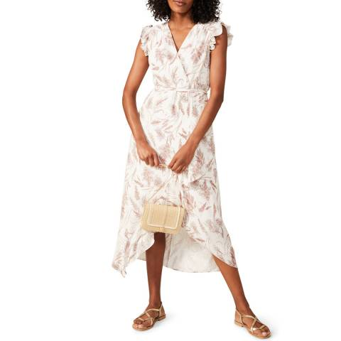 Phase Eight Ivory Nicole Floral Dress