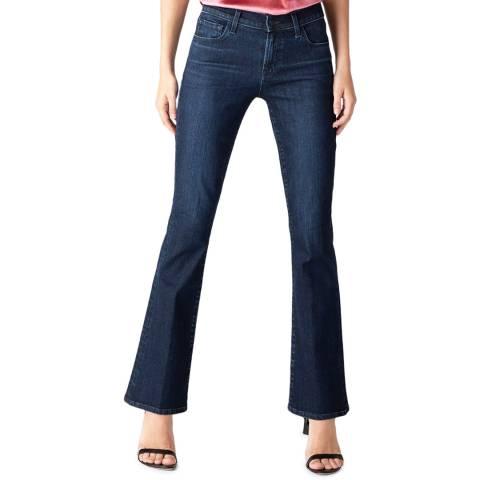 J Brand Indigo Sallie Bootcut Stretch Jeans