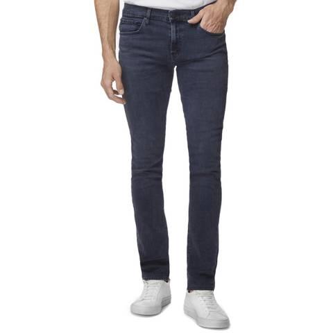 J Brand Dark Denim Mick Skinny Stretch Jeans
