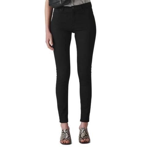 WHISTLES Black Skinny Stretch Jeans