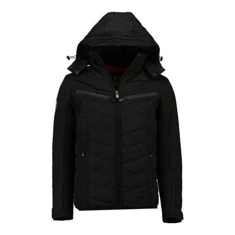 StoneGoose Black Stone Goose Quilted Jacket