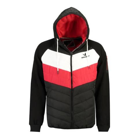 StoneGoose Black Stone Goose Zipped Jacket