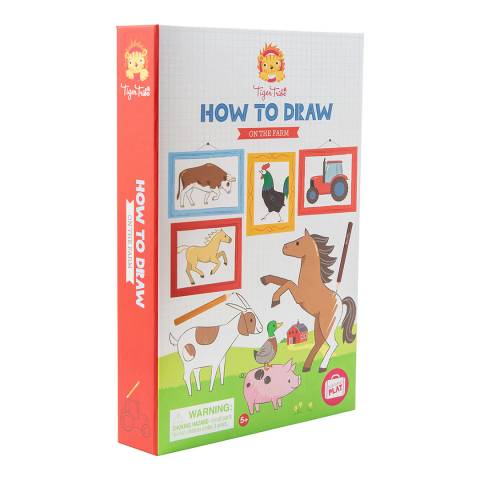 Tiger Tribe Tiger Tribe-How to Draw/On the Farm