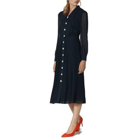 L K Bennett DR FOZETTE SHIRT DRESS