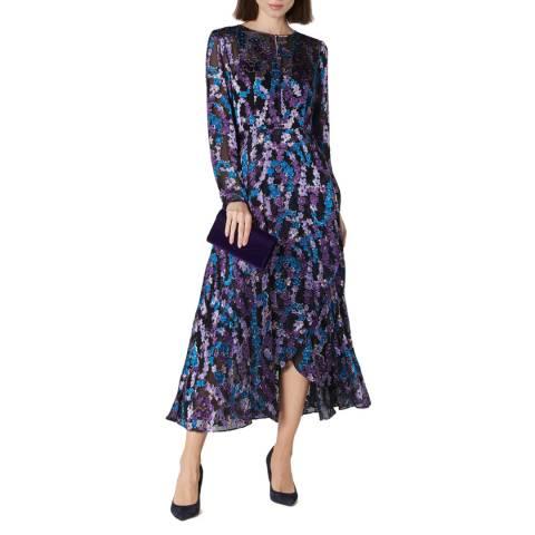 L K Bennett DR ROE FLOATY DRESS