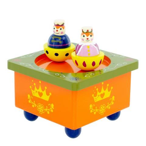 Ulysse Prince And Princess Music Box