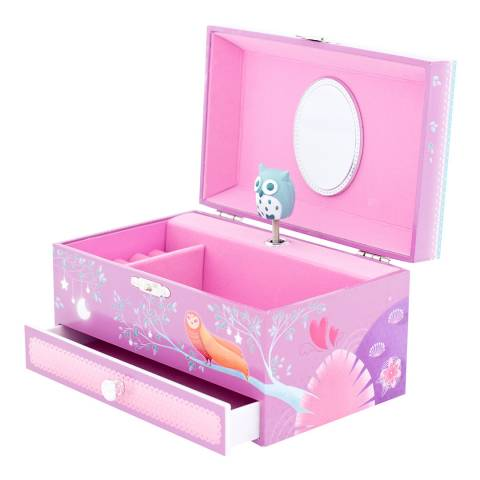 Ulysse Owl Musical Box