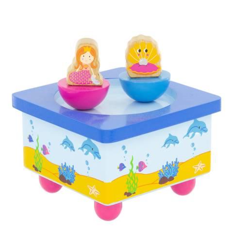 Ulysse Mermaid Music Box