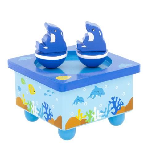 Ulysse Dolphin Music Box