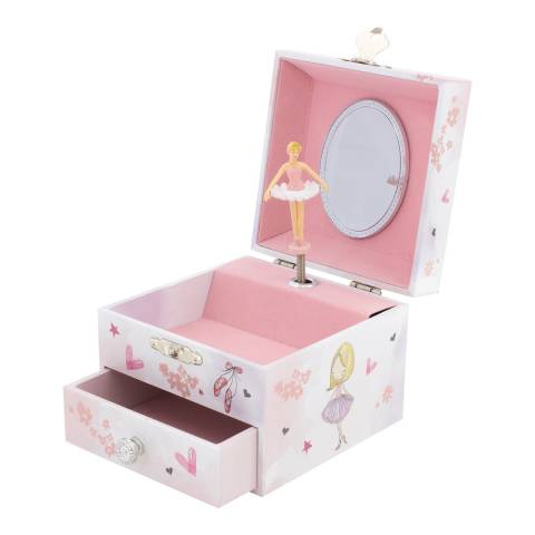 Ulysse Dance Slippers Musical Box