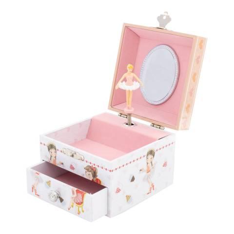 Ulysse Cupcake Musical Box
