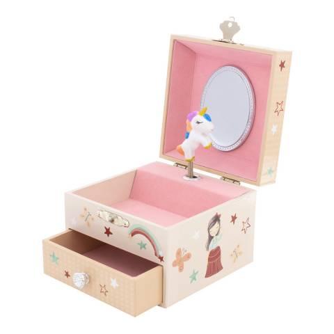 Ulysse Unicorn Musical Box