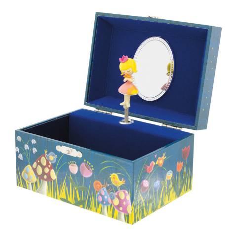 Ulysse Frog Musical Box