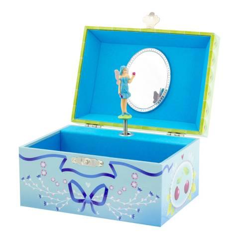 Ulysse Cherry Musical Box