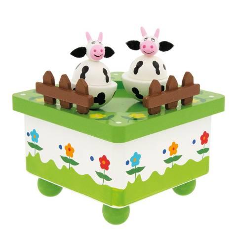 Ulysse Cow Music Box