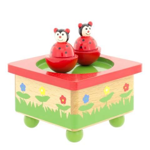 Ulysse Ladybug Music Box