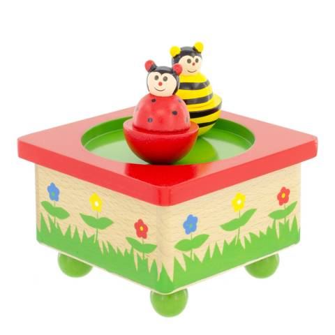 Ulysse Bee-Ladybug Music Box