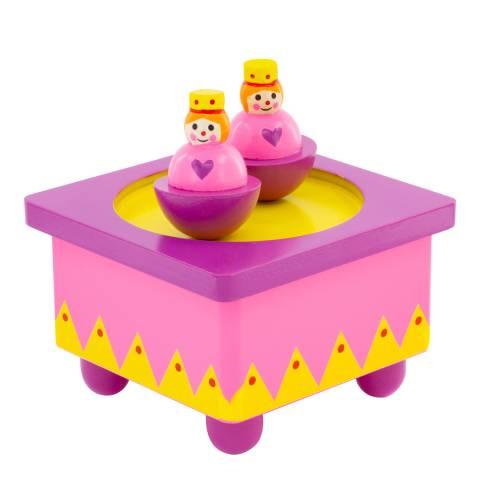 Ulysse Princess Music Box