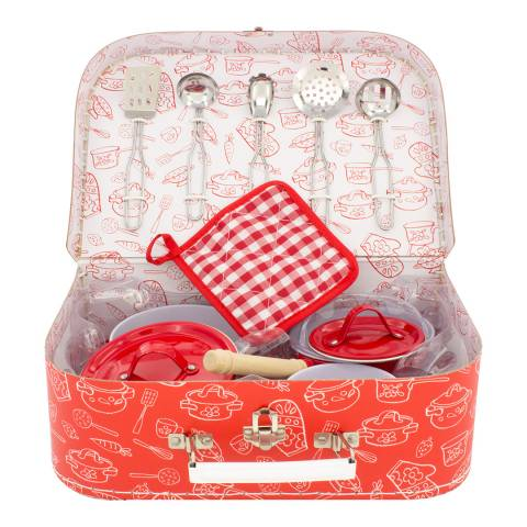Ulysse Suitcase Cookware Set