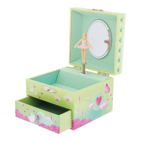 Ulysse Musical Box Butterfly