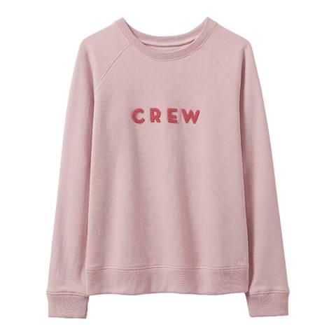 Crew Clothing Multi Logo Sweatshirt
