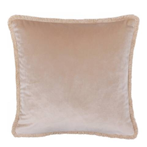 Paoletti Freya Cushion 46x47cm, Blush