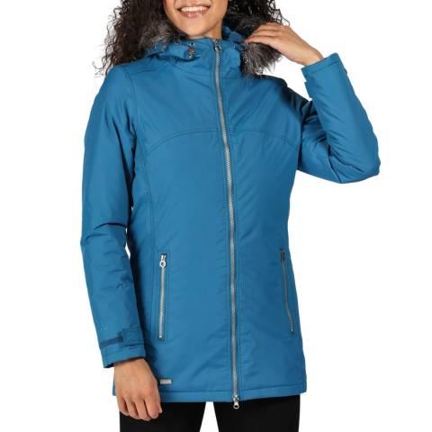 Regatta Blue Sapphire Myla Waterproof Insulated Jacket