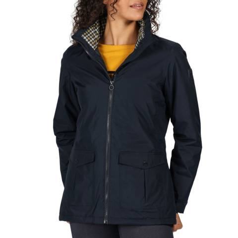 Regatta Navy Loretta Waterproof Insulated Jacket