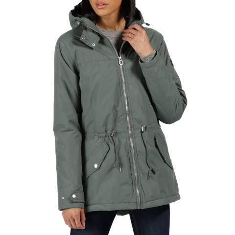 Regatta Balsam Green Brigid Waterproof Hooded Jacket