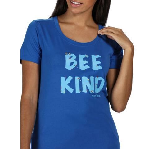 Regatta Strong Blue Filandra IV Graphic T-Shirt