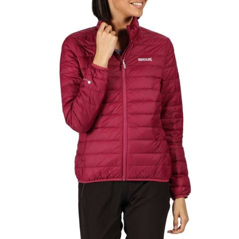 Regatta Purple Whitehill Walking Jacket