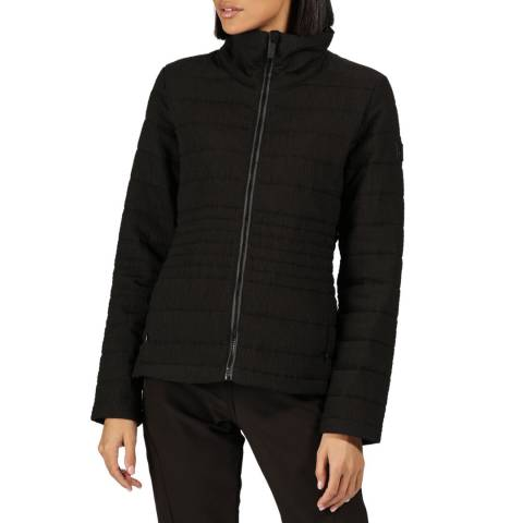 Regatta Black Lustel Walking Jacket