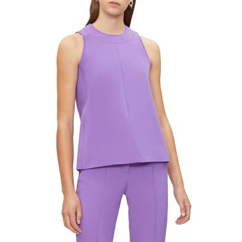 VICTORIA, VICTORIA BECKHAM Potion Sleeveless Shell Top