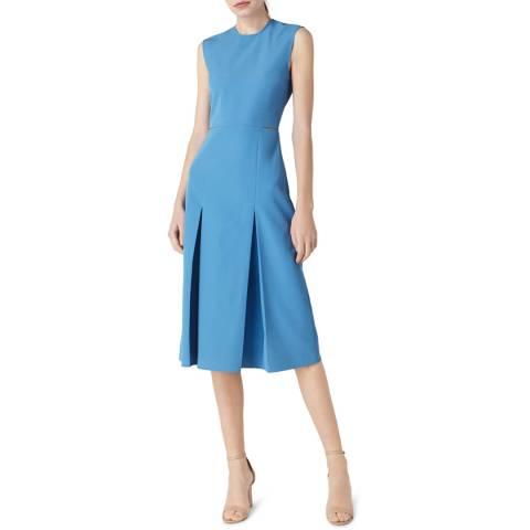 VICTORIA, VICTORIA BECKHAM SLIT DETAIL DRESS