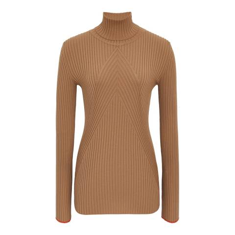 Victoria Beckham SLIM POLO NECK